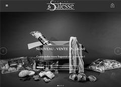 Boutique en ligne Salesse